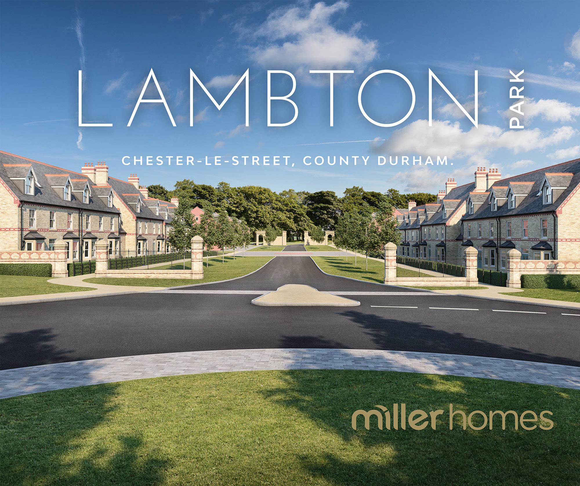 Lambton Park, Miller Homes